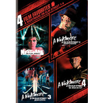 4 Film Favorites-Nightmare On Elm Street 1-4 Product Image