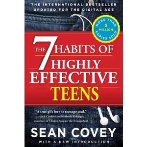 The 7 Habits of Highly Effective Teens Product Image