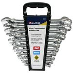 22-Piece SAE and Metric Wrench Set Product Image