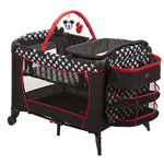 Mickey Sweet Wonder Playard Mickey Sillhouette Product Image