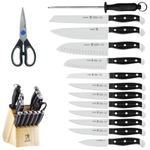 Statement 15-Piece Knife Block Set Product Image