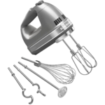 KitchenAid 9-Speed Hand Mixer Product Image