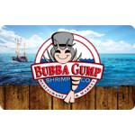 Bubba Gump Restaurant eGift Card $75 Product Image