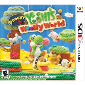 Poochy & Yoshis Woolly World Product Image