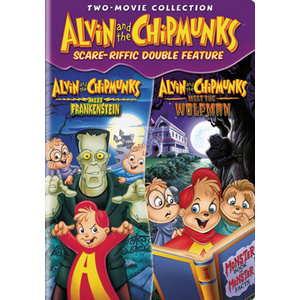Alvin & the Chipmunks-Scare-Riffic Product Image