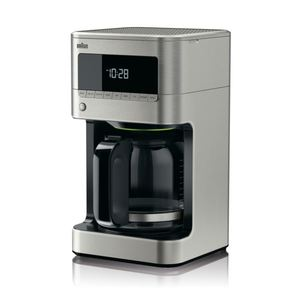 BrewSense 12-Cup Drip Coffee Maker - Stainless Steel Product Image