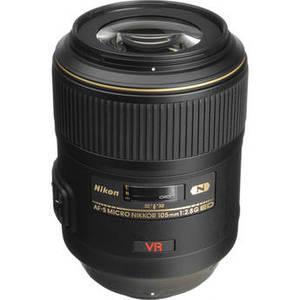 AF-S VR Micro-NIKKOR 105mm f/2.8G IF-ED Lens Product Image