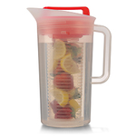 Today Shake and Infuse 3 Qt Pitcher Red Product Image