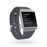 Ionic Smartwatch Blue Gray/Silver Gray