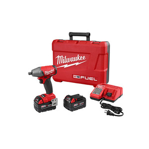 """M18 FUEL 1/2"""" Compact Impact Wrench w/ Pin Detent Kit Product Image"""