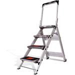 4-Step Safety Step Stepladder Product Image