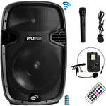 """PPHP1241WMU Portable 12"""" 2-Way 1000W Wireless and Bluetooth-Enabled PA System Product Image"""