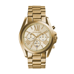 Ladies Bradshaw Gold-Tone SS Watch Gold-Tone Dial Product Image