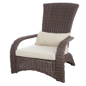 Deluxe Coconino Wicker Chair Product Image