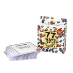 77 Ways to Play TENZI Card Set Ages 7+ Years Product Image