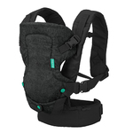 Flip Advanced 4-in-1 Convertible Carrier Black Product Image