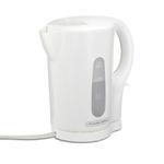 1L Cordless Kettle White Product Image