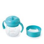 Tot Transitions Sippy Cup Set Aqua Product Image