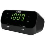 RediSet Dual Alarm Clock w/ Dual USB Charging Product Image