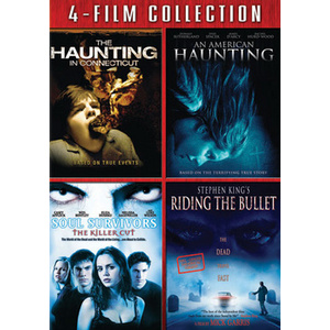 4-Film Collection-Haunting in Connecticut/Ameri Haunting/Soul Surv/Riding Product Image