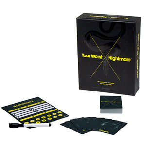 Your Worst Nightmare Card Game Ages 12+ Years Product Image