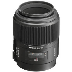 100mm f/2.8 Macro Lens Product Image