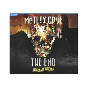 Motley Crue-End-Live in La Product Image