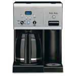 Cuisinart Coffee Plus 12-Cup Programmable Coffeemaker plus Hot Water System Product Image
