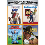 Family Comedy Pack Quadruple Feature Product Image
