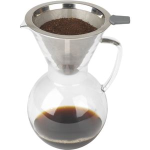Pourover 6-Cup Carafe - Glass Product Image
