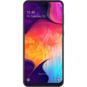Galaxy A50 SM-A505U 64GB Smartphone (Unlocked, Black) Product Image