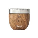 S'well Eats Teakwood 21.5 oz Food Bowl Product Image