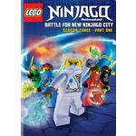 Lego Ninjago-Rebooted-Battle for New Ninjago City-Season 3 Part 1 Product Image