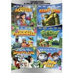 Family Animated 6-Film Collection W/Digital) Product Image