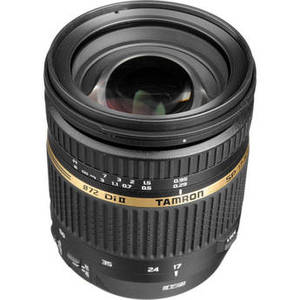 SP AF 17-50mm f/2.8 XR Di-II VC LD Aspherical (IF) Lens for Canon EF Product Image