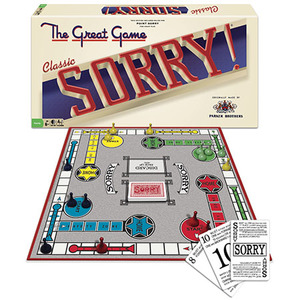 Classic Sorry! Product Image