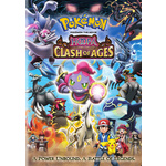 Pokemon the Movie 18-Hoopa & Clash of Ages Product Image