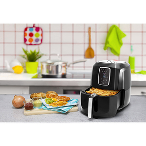 5.5 Qt Oil-Free Digital Air Fryer Product Image