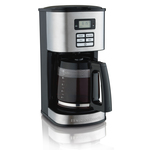 Stainless Steel 12 Cup Programmable Coffeemaker Product Image