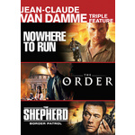 Jean Claude Van Damme Triple Feature Product Image