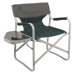 Elite Deck Chair w/ Table Green Product Image