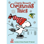 Peanuts-Charlie Browns Christmas Tales Product Image