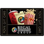 Regal Cinema Tickets - 2 Product Image