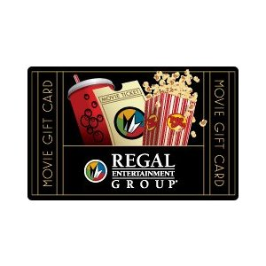 Regal Cinema Ticket - 1 Product Image