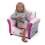 Frozen Upholstered Chair Product Image