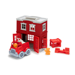 Fire Station Playset Ages 2+ Years