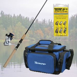"""Safina Pro Spinning Combo 7'0"""" & Accessories Package Product Image"""
