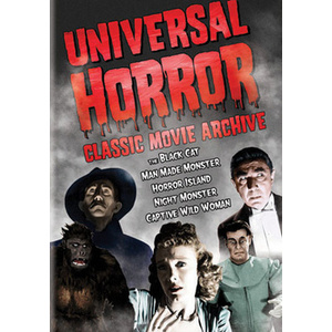Universal Horror-Classics Movie Archive Product Image