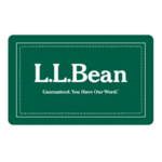 L.L.Bean eGift Card eGift Card $25.00