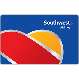 Southwest Airlines eGift Card $250.00 Product Image